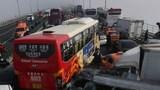 Thế giới 24h: Tai nạn hãi hùng giờ cao điểm