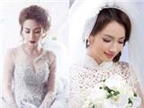 Điểm giống nhau bất ngờ của 2 cô dâu Ngân Khánh, Trúc Diễm
