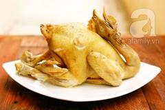 Cách luộc gà cúng cực chuẩn sẵn sàng cho đêm Giao thừa