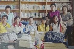 Bà mẹ Nhật ở làng Hy Vọng