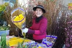 Chợ đào, quất của người Việt ở California