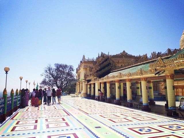 Kinh nghiệm du xuân Myanmar: Tiết kiệm và đi được nhiều nơi