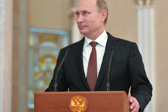 Putin tuyên bố ngừng bắn tại Ukraina từ Chủ nhật tới
