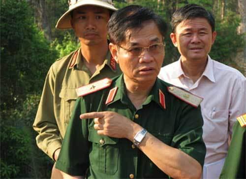 Tướng Hoàng Kiền - người đưa đất ra Trường Sa