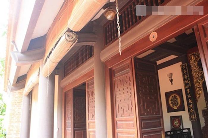 Nhà cổ bạc tỷ nhưng giản dị của danh hài Xuân Hinh