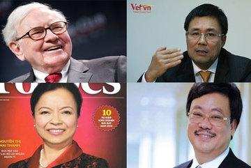 Đại gia Việt xây 'đế chế' theo độc chiêu Warren Buffett