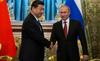 Nga-Trung: Mối quan hệ chiến lược mong manh