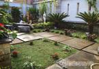 Những khu vườn đẹp lung linh nhà sao Việt