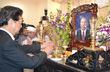 Tổng bí thư, Chủ tịch nước, Thủ tướng viếng ông Bá Thanh