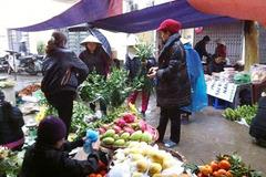 Đi chợ cận tết, hết hồn nửa triệu đồng một ký thịt bò