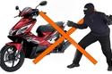 Mẹo chống mất cắp xe máy ngày sát Tết