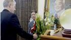 Đại sứ Mỹ thăm gia đình Đại tướng Võ Nguyên Giáp