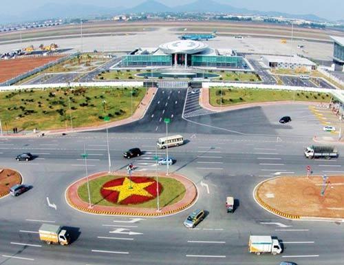Ngỡ ngàng nhà ga sân bay hiện đại nhất Việt Nam