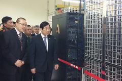 Bộ trưởng TT&TT kiểm tra đột xuất an toàn thông tin