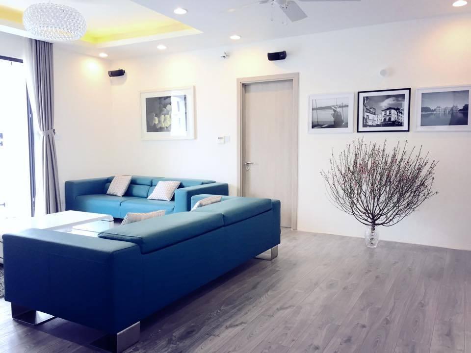 Thăm nhà mới siêu sang của Lã Thanh Huyền