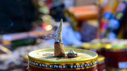Đi chợ Tết ở Tây Tạng, Trung Quốc