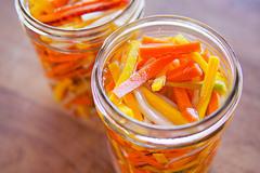 4 món rau củ ngâm chua ngon giải ngán cho Tết