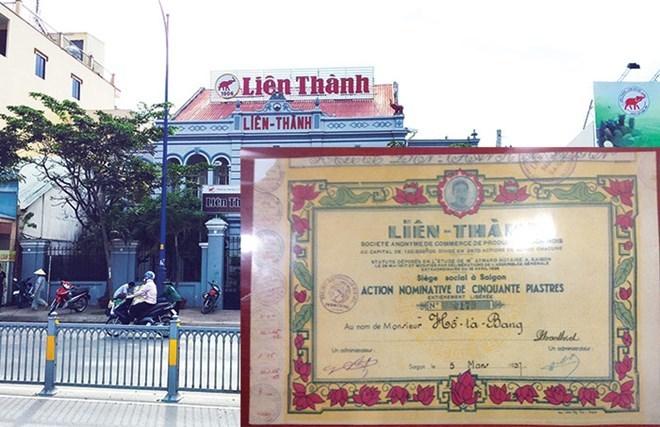 Chuyện chưa biết về tờ cổ phiếu cổ nhất Việt Nam