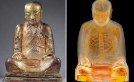 tượng, xác ướp, ngàn tuổi