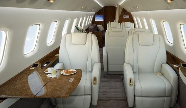 Bầu Đức đổi máy bay mới 27 triệu USD như Bill Gates