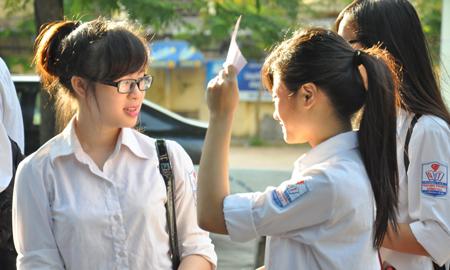 công bố, dự thảo, lệ phí, môn thi, THPT quốc gia, 2015