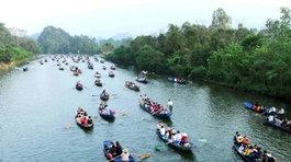 Những lễ hội mùa xuân nổi tiếng ở Việt Nam