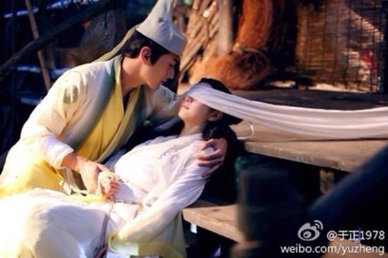 7 cảnh nóng kinh điển trong phim Kim Dung
