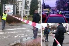 Nhìn lại hiện trường vụ nổ súng chấn động Czech
