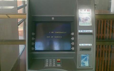 ATM của Agribank bị phá, lấy đi gần 1 tỷ đồng