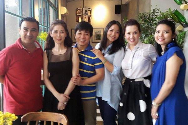 Diễm Hương, Mộng Vân, Ngọc Hiệp. Lê Tuấn Anh, Quyền Linh, diễn viên, mỳ ăn liền, phim