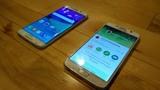 Galaxy S6 và S6 Edge lần đầu xuất hiện cùng nhau