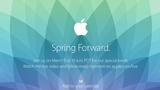 Apple mời báo chí dự sự kiện 9/3 ra mắt Apple Watch