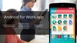 Google công bố dự án bộ ứng dụng Android cho công việc