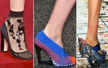 Những xu hướng giày khuynh đảo làng thời trang 2015