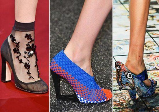 xu hướng, giày, 2015