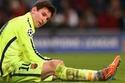 Tiết lộ: Messi tức tím ruột vì hỏng ăn penalty