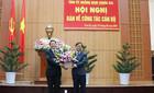 Quảng Nam có Bí thư Tỉnh ủy mới