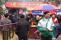 Lễ hội đền Trần 2015: phát ấn sớm 1 tiếng cho du khách