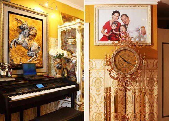 Nhà đẹp ấn tượng của Ngọc Trinh, Thanh Hằng