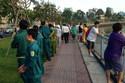 TPHCM: Phát hiện thi thể nổi trên kênh Nhiêu Lộc