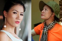 Cư dân mạng bức xúc vì Trang 'khàn' cãi cảnh sát giao thông