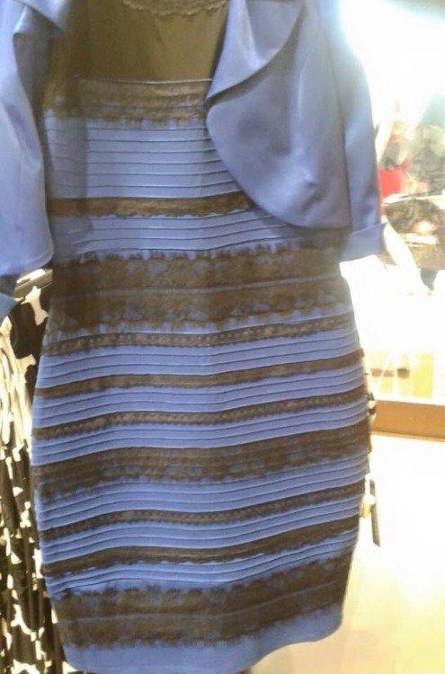 Bí ẩn của chiếc váy đổi màu gây 'náo loạn' Internet