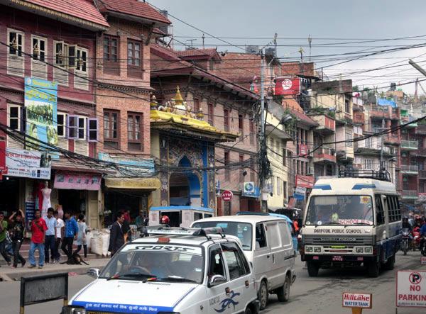 Đến Nepal và một lần được diện kiến Thánh nữ