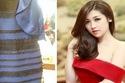 Hoa hậu, Á hậu Việt tranh luận vì màu sắc chiếc váy kỳ lạ