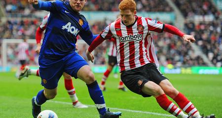 M.U 0-0 Sunderland: Bóng dội xà ngang