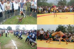 Gần 1 vạn người dự lễ khai hội chùa Hương Tích