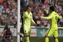 Messi nổ súng, Barca áp sát Real