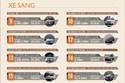 Lộ diện những xe ôtô được yêu thích tại Việt Nam