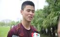 """Tiền vệ Duy Mạnh: """"Olympic cạnh tranh hơn U19 rất nhiều"""""""