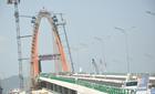 Đầu năm ngắm cây cầu phồn thực ở Đà Nẵng
